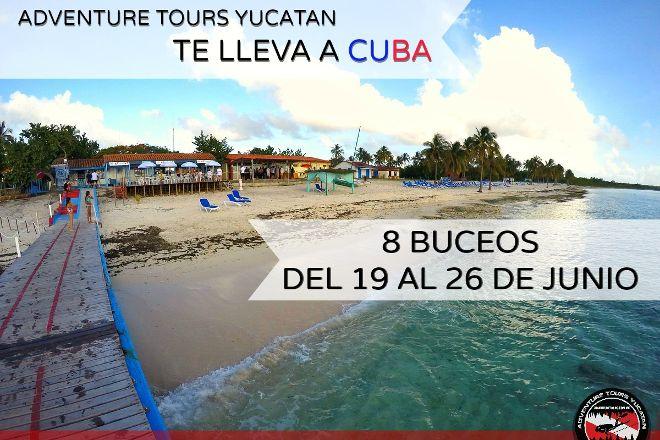 Adventure Tours Yucatan, Merida, Mexico