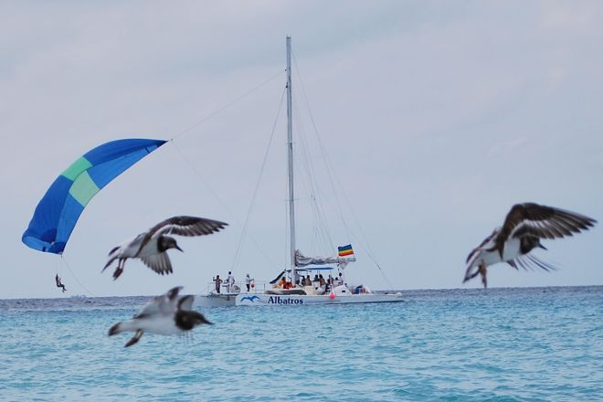 Albatros Catamarans, Cancun, Mexico