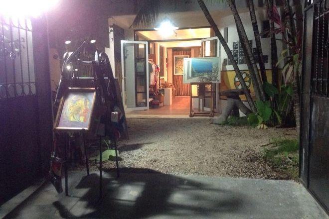 Art Gallery Miniature, Tulum, Mexico