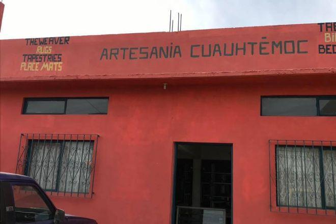 Artesanias Cuauhtemoc, La Paz, Mexico