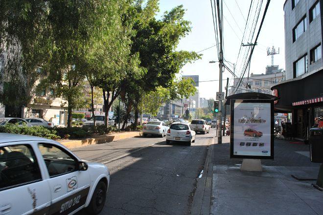 Avenida Presidente Masaryk, Mexico City, Mexico