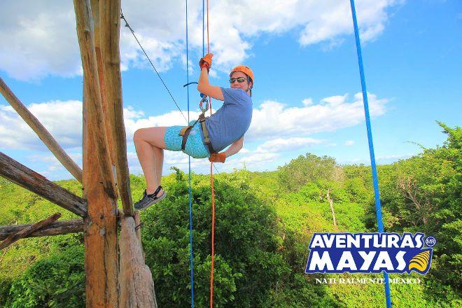 Aventuras Mayas, Playa del Carmen, Mexico
