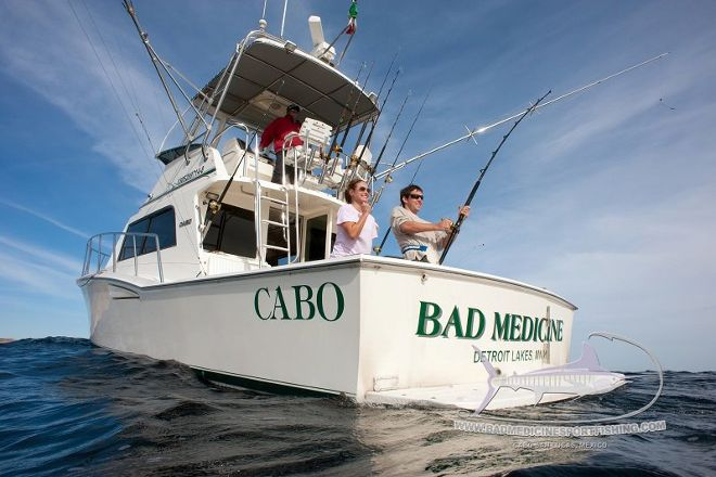 Bad Medicine Sportfishing, Cabo San Lucas, Mexico
