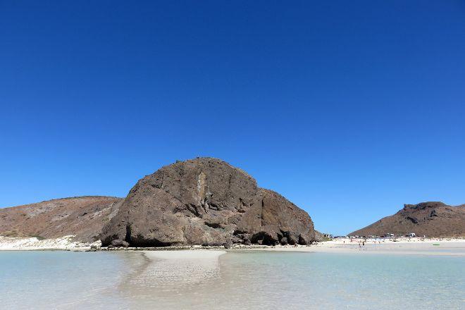 Balandra Beach, La Paz, Mexico