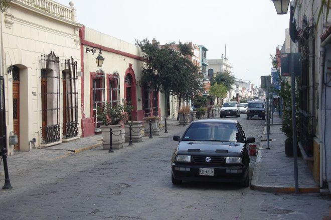 Barrio Antiguo, Monterrey, Mexico