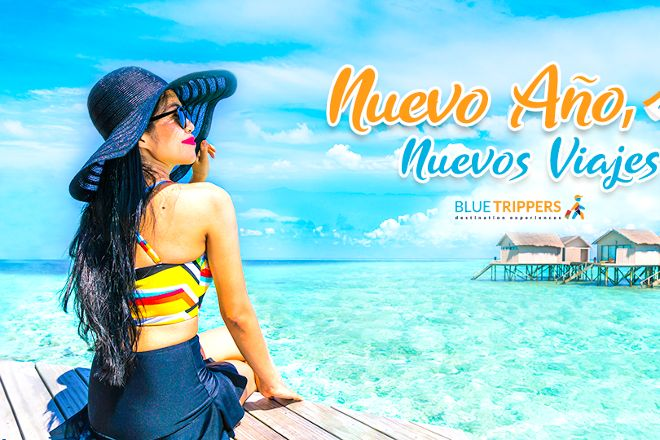 BlueTrippers, Cancun, Mexico