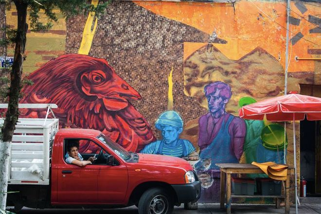 Bondabu, Mexico City, Mexico