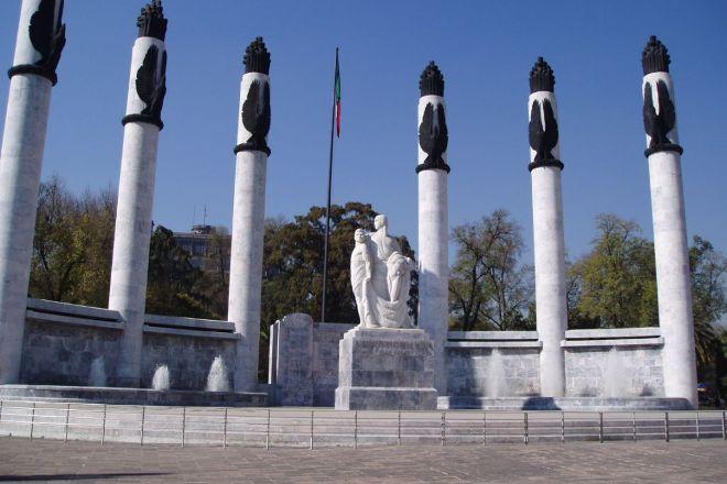 Bosque de Chapultepec, Mexico City, Mexico