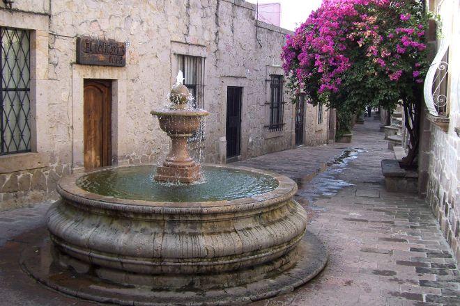 Callejon del Romance, Morelia, Mexico