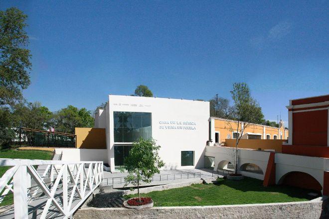 Casa de la Musica de Viena en Puebla, Puebla, Mexico