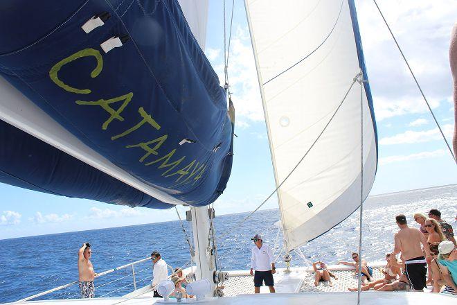 Catamaya Sailing Cruises, Playa del Carmen, Mexico