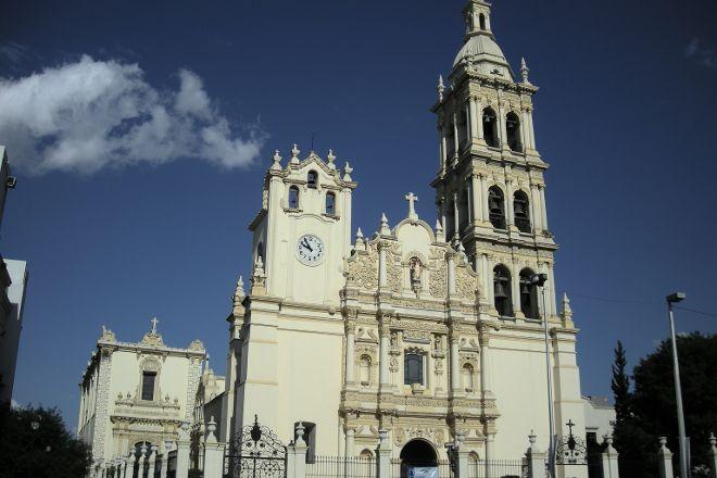 Catedral Metropolitana de Nuestra Senora de Monterrey, Monterrey, Mexico