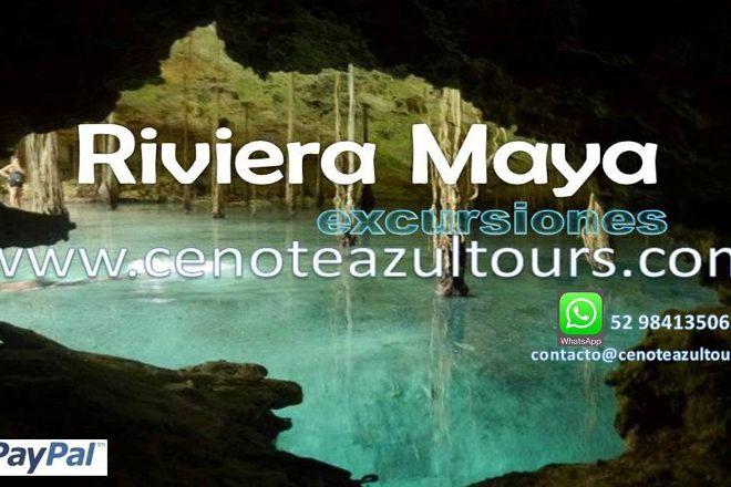 Cenote Azul Tours & Travel, Playa del Carmen, Mexico