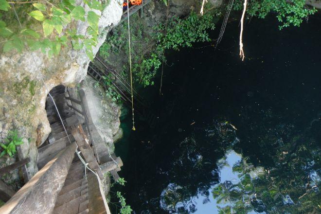 Cenote Maya Park, Valladolid, Mexico