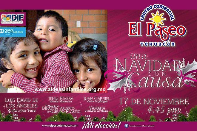 Centro Comercial El Paseo Tehuacan, Tehuacan, Mexico