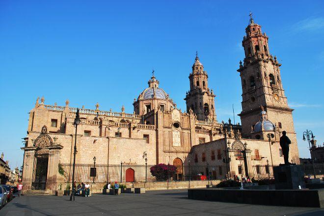 Centro Historico de Morelia, Morelia, Mexico