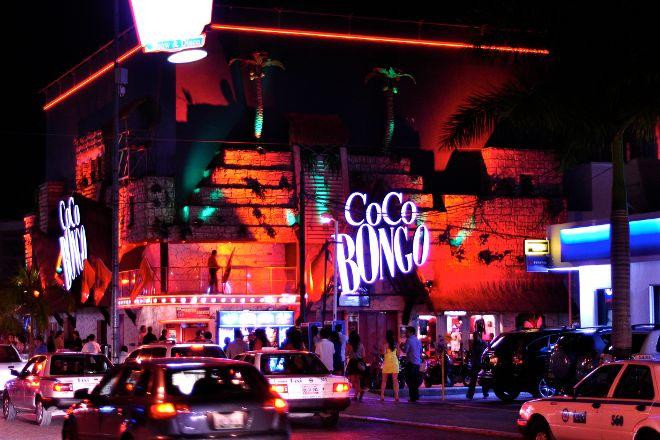 Coco Bongo Playa del Carmen, Playa del Carmen, Mexico