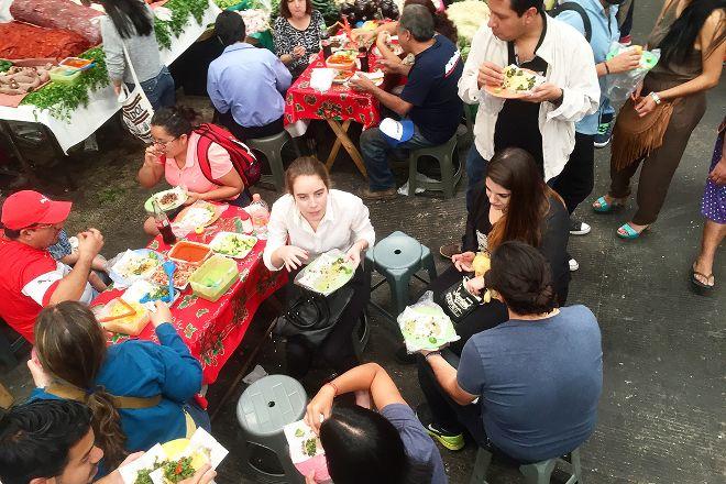 Eat Like a Local Mexico, Mexico City, Mexico