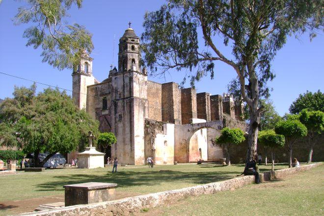 Ex Convento Dominico de la Natividad, Tepoztlan, Mexico