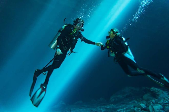 Explorer Divers, Merida, Mexico