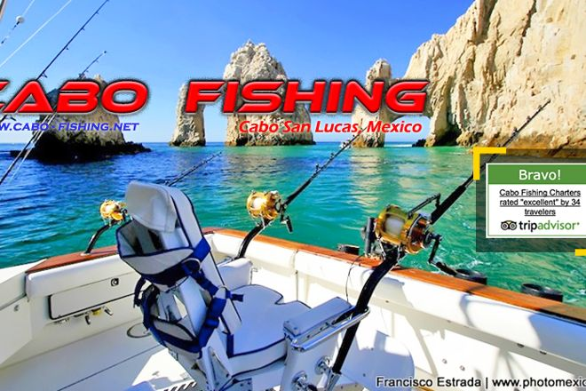 Fishing Charters Cabo, Cabo San Lucas, Mexico