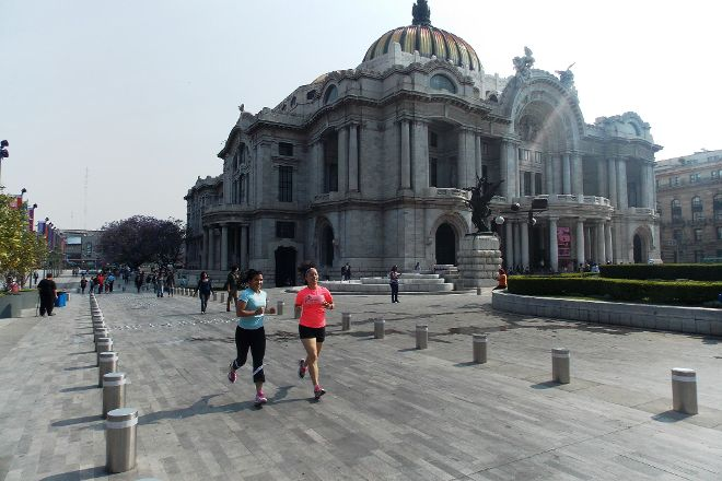 Go! Running Tours Mexico City, Mexico City, Mexico