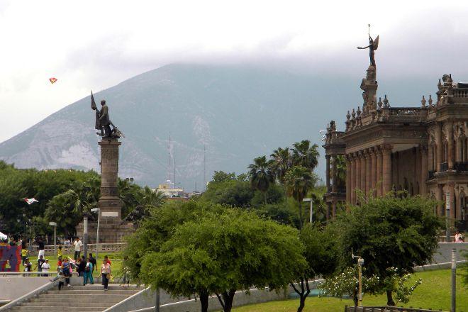 Gran Plaza o Macroplaza, Monterrey, Mexico