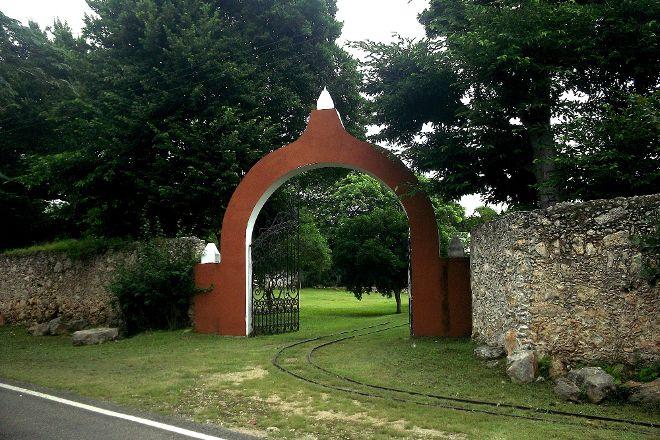 Hacienda Sotuta de Peon, Merida, Mexico
