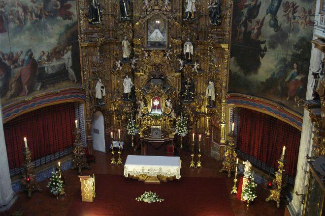 Capilla de Nuestra Señora del Pilar (La Enseñanza), Mexico City, Mexico
