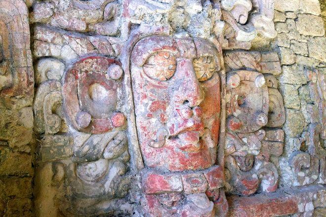 Pyramid of the Masks, Quintana Roo, Mexico