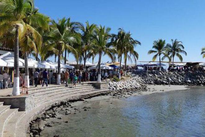 La Cruz Market, La Cruz de Huanacaxtle, Mexico