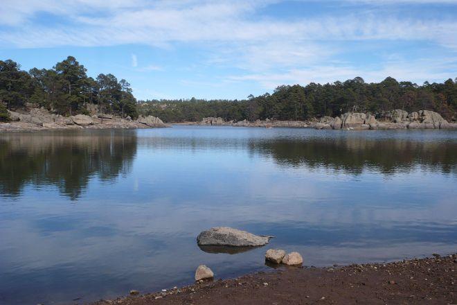Lake Arareco, Creel, Mexico
