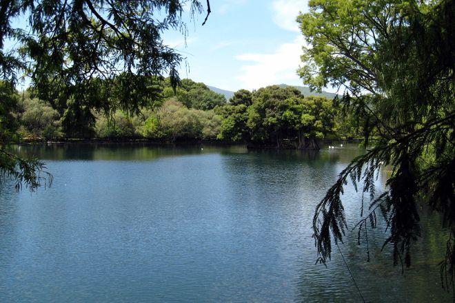 Lake Camecuaro, Tangancicuaro, Mexico