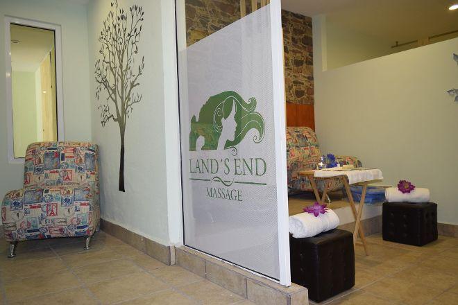 Land's End Massage, Cabo San Lucas, Mexico