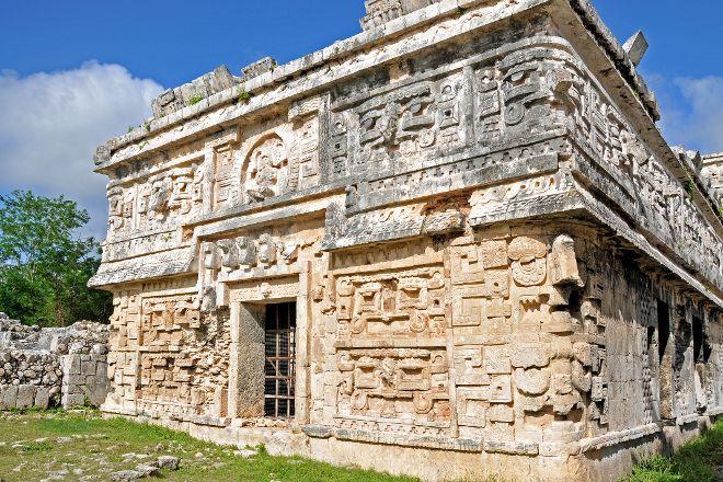 Las Monjas, Chichen Itza, Mexico