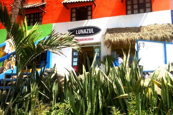 Lunazul Surf School and Shop, Sayulita, Mexico