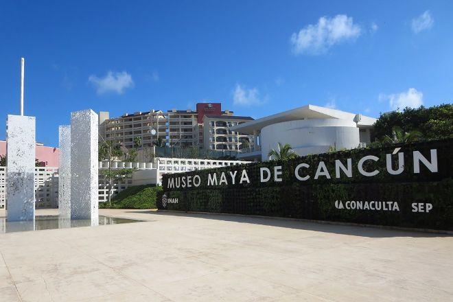 Mayan Museum of Cancun, Cancun, Mexico