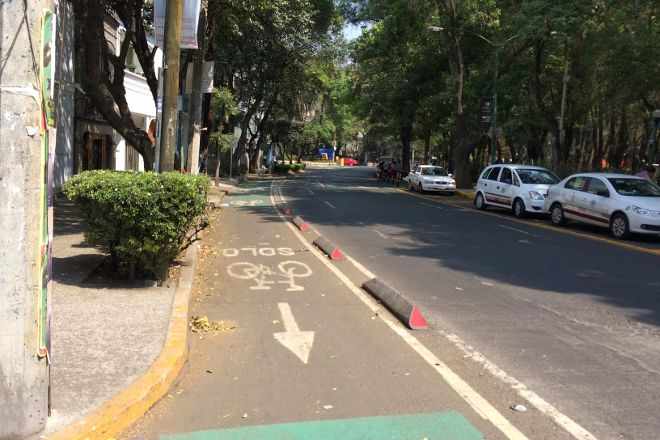 Mexico Bike Tour, Mexico City, Mexico