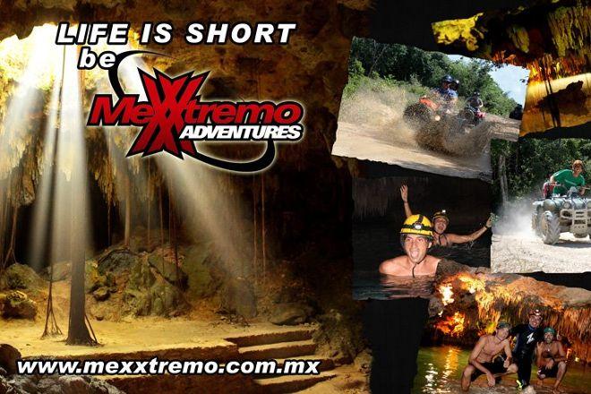 Mexxtremo Adventures, Playa del Carmen, Mexico