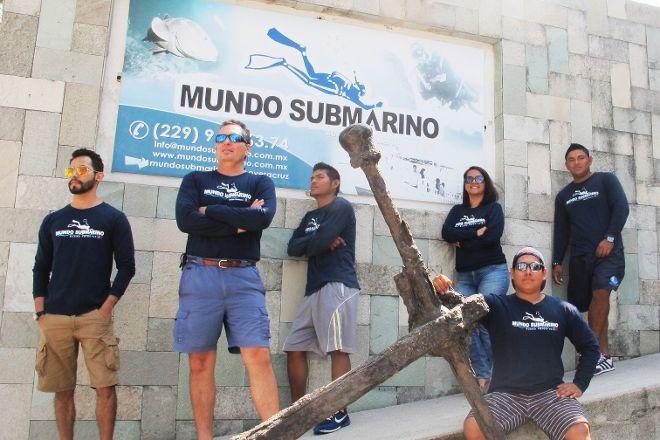 Mundo Submarino, Veracruz, Mexico