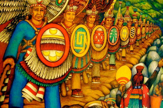 Palacio de Gobierno del Estado de Tlaxcala, Tlaxcala, Mexico