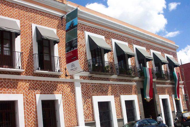 Museo Amparo, Puebla, Mexico