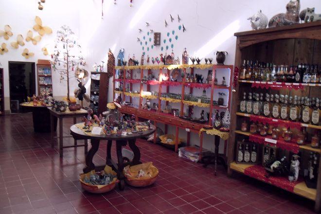 Museo Los Abuelos Familia Sauza, Tequila, Mexico