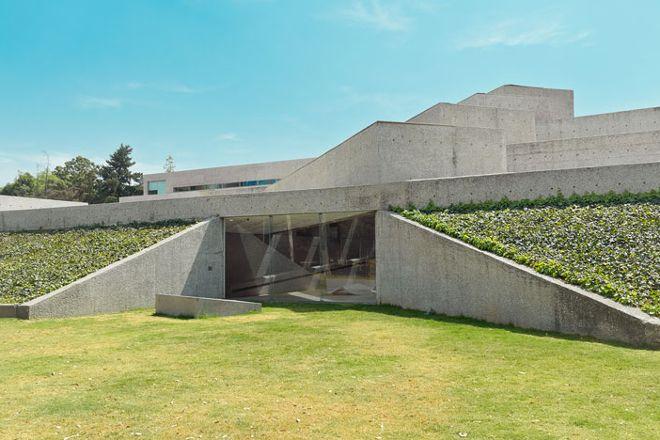 Museo Tamayo, Mexico City, Mexico
