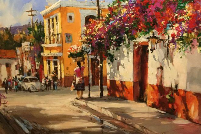 Old Town Gallery, San Jose del Cabo, Mexico