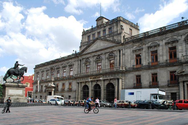 Palacio de Mineria, Mexico City, Mexico