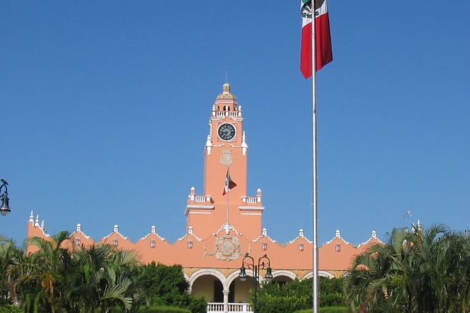 Palacio Municipal, Merida, Mexico