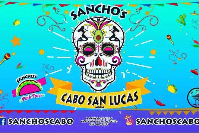 Pancho's, Cabo San Lucas, Mexico