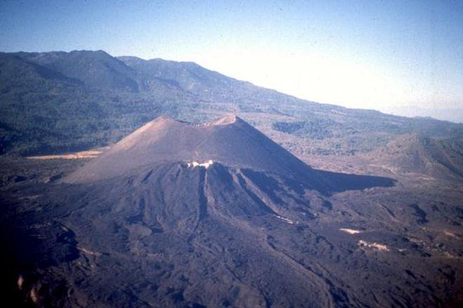 Paricutin Volcano, Central Mexico and Gulf Coast, Mexico