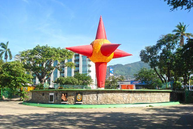Parque Papagayo, Acapulco, Mexico